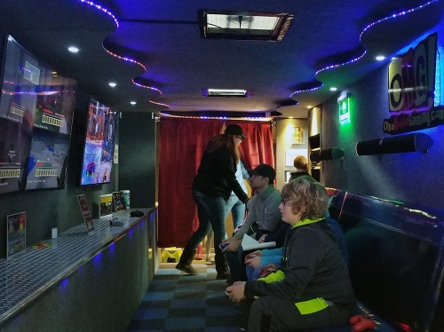 Video Gaming Trucks